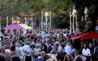 Deep uncertainty for Adelaide Fringe Festival in 2021