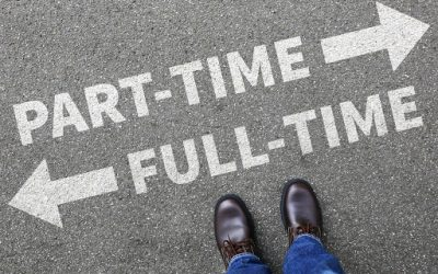 Finding part time work
