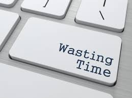 Time wasters terminated – change to terms and conditions