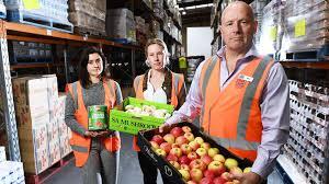 Foodbank reports massive surge in demand