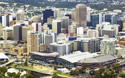 Republic Resumes fights back as Adelaide's CBD dies